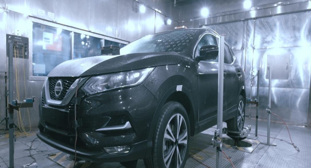 Nissan prueba sus vehículos en las condiciones más extremas pa