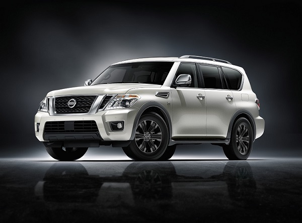 Nissan Patrol, el primer vehículo de la marca producido en Euro