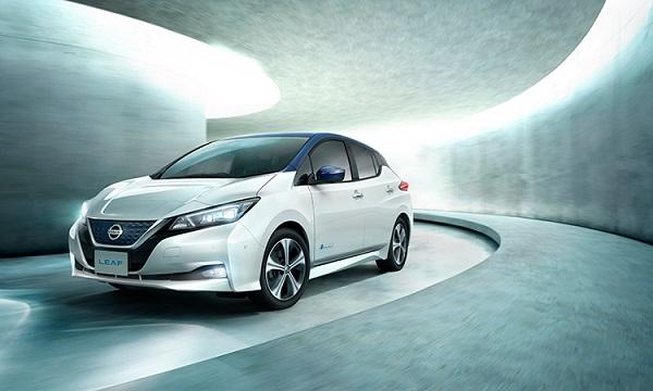 Nissan crea un ecosistema en torno a los vehículos eléctricos