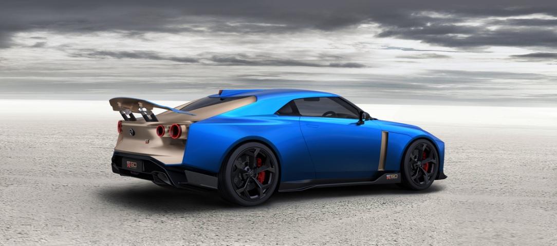 Nissan confirma la producción de GT-R50 de Italdesign