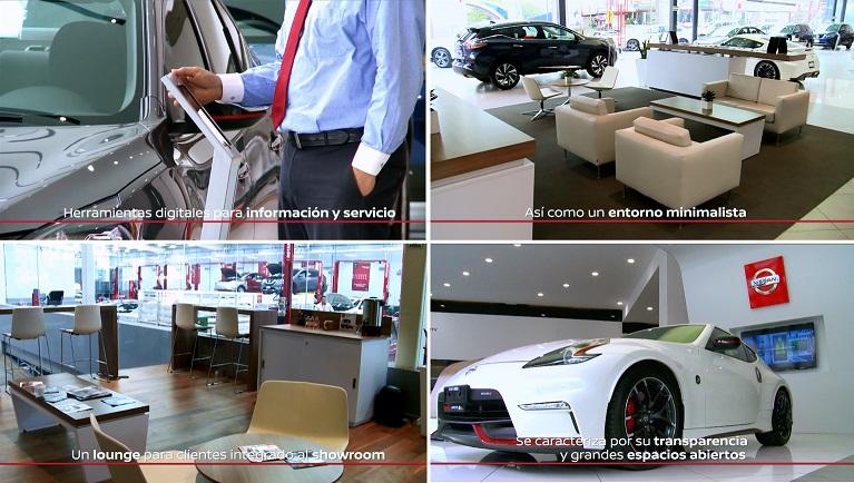 Nissan expande la imagen NREDI 2.1 a su agencia en el estado de