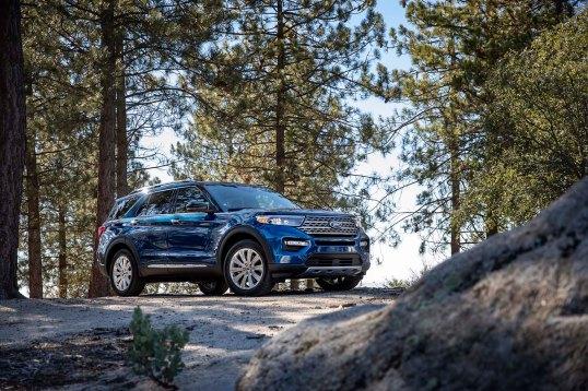 1 ford explorer limited