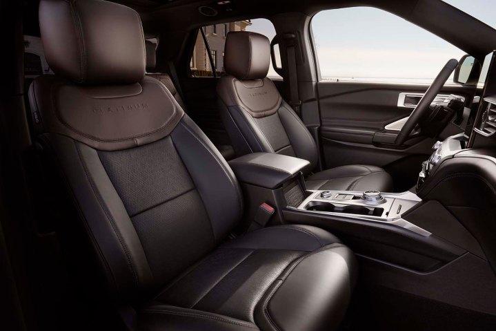 12 ford explorer platinum