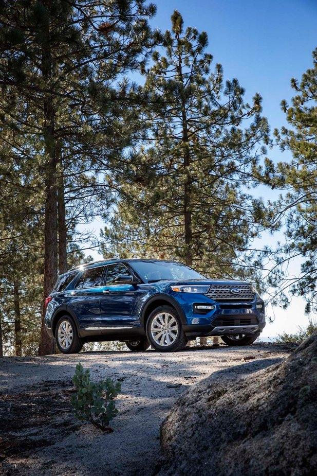 2 ford explorer limited