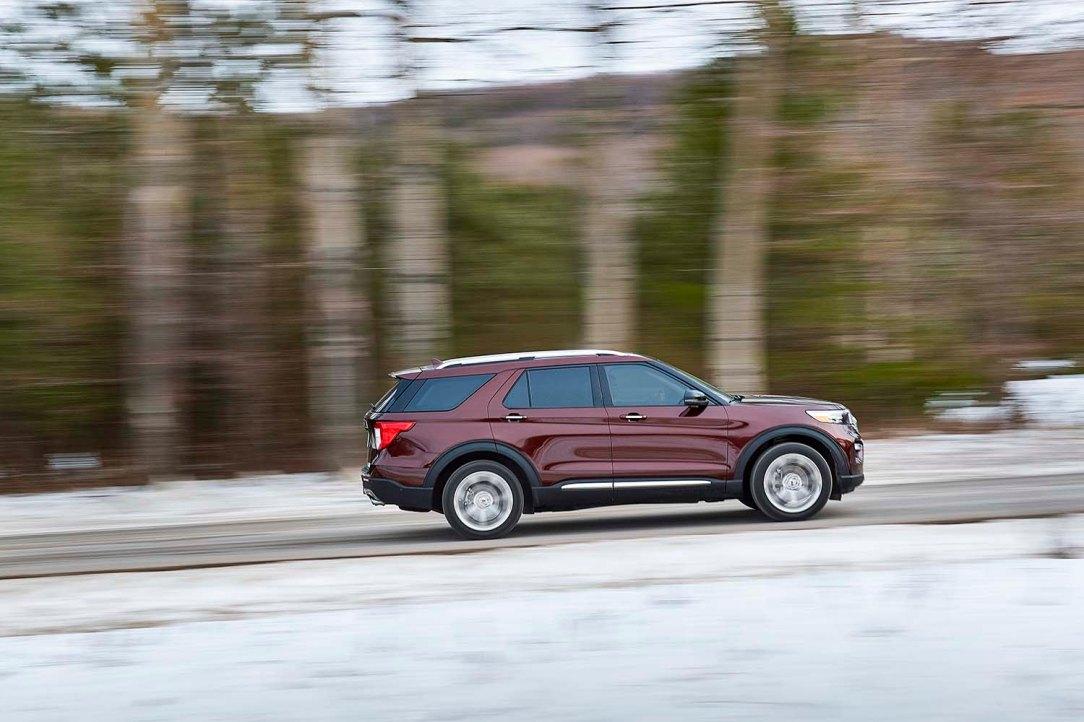 6 ford explorer platinum