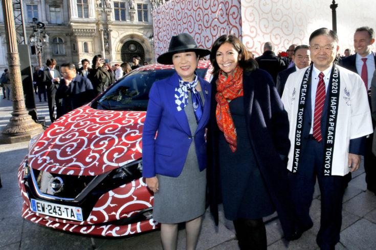 "La Alianza Renault-Nissan-Mitsibushi presente en ""Furoshiki Pa"