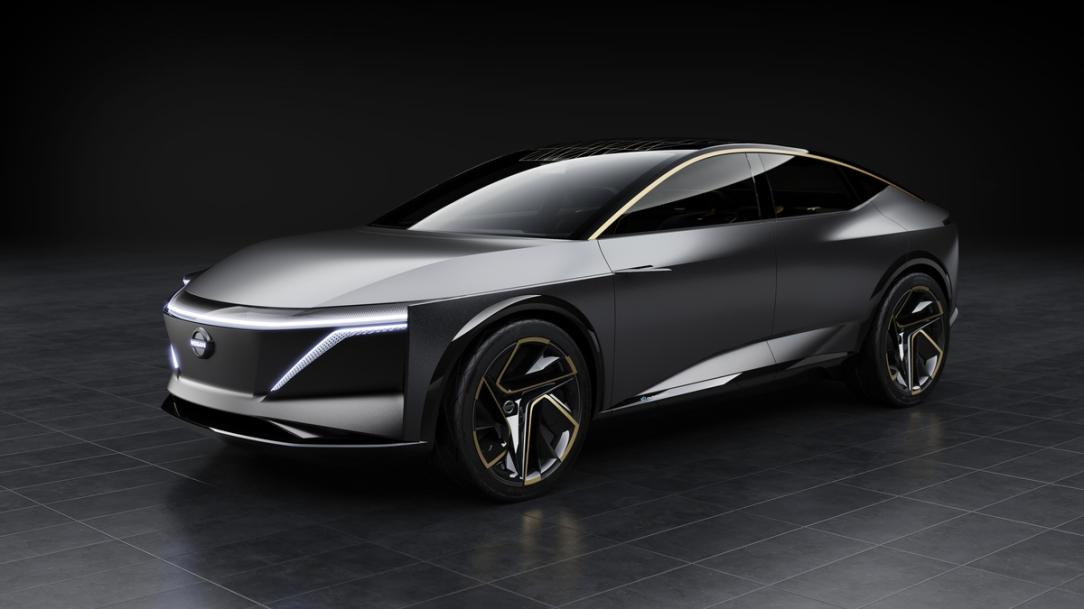 Nissan IMs Concept debuta en el Salón Internacional del Automó