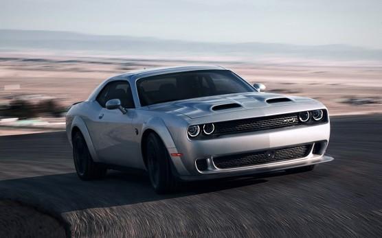 Dodge Challenger SRT Hellcat 2019 R
