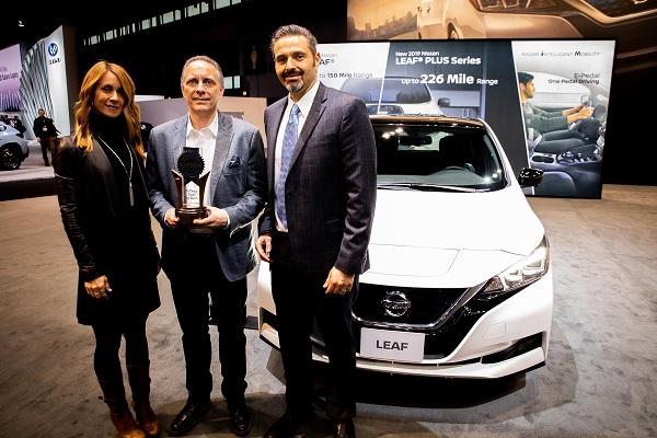 Nissan LEAF y Nissan Armada son reconocidos por Kelley Blue Book