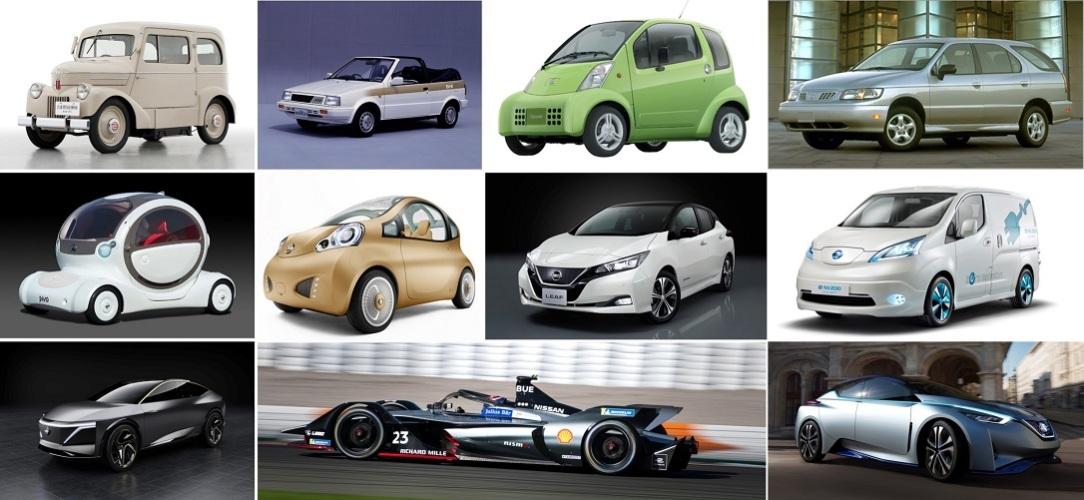 Más allá de la Fórmula E: Nissan te presenta su rico legado e