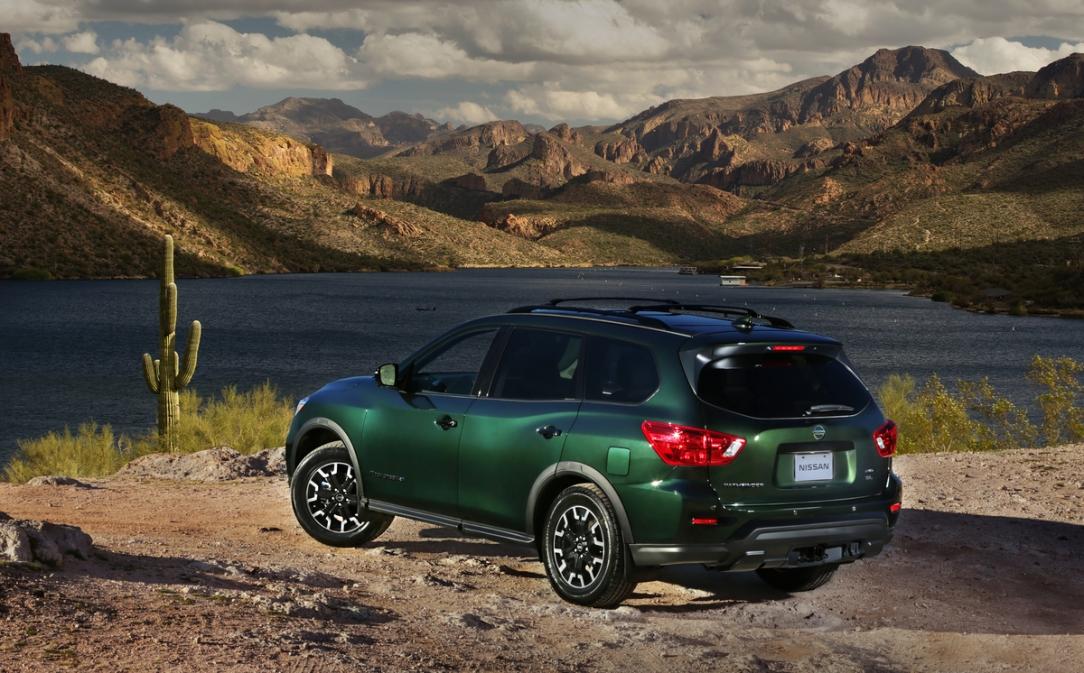 Nissan Pathfinder Creek Edition, una versión especial para los