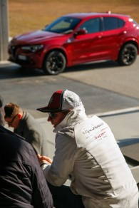Raikkonnen_Balocco_Alfa Romeo Racing3