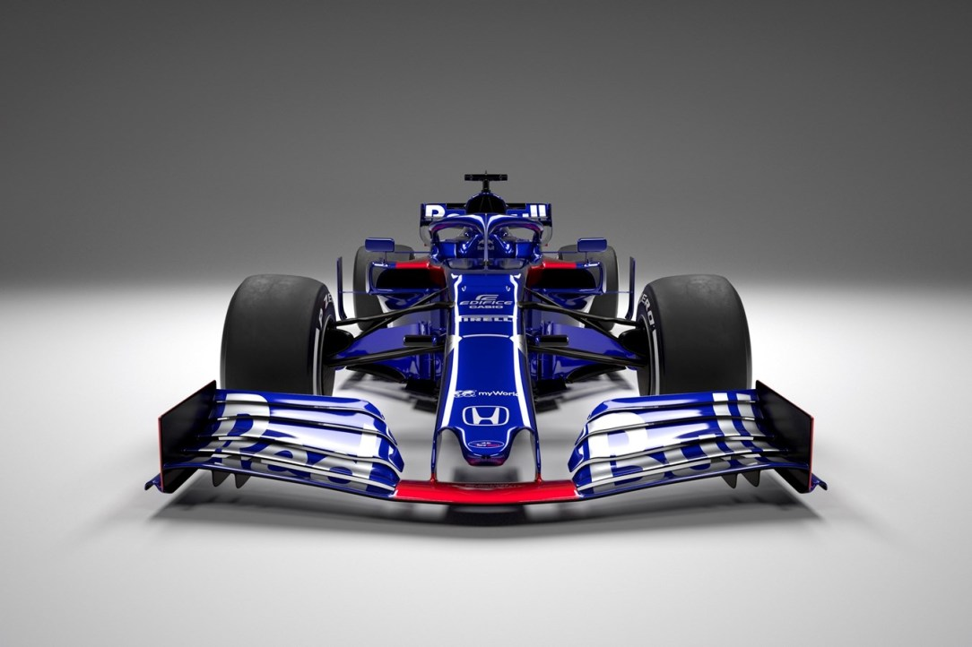STR14 Launched ahead of 2019 season