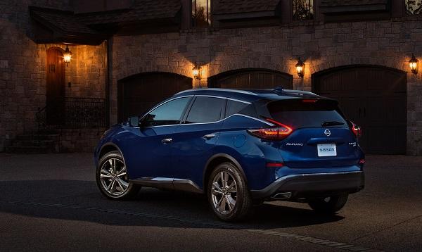 """Nissan Murano es reconocido como """"Mejor SUV de dos filas"""" en"""