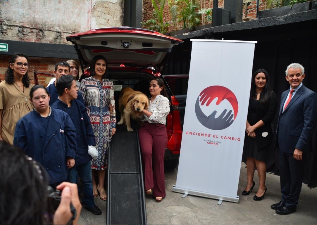 Nissan reafirma su compromiso con la sociedad mexicana a través de la Fundación Nissan