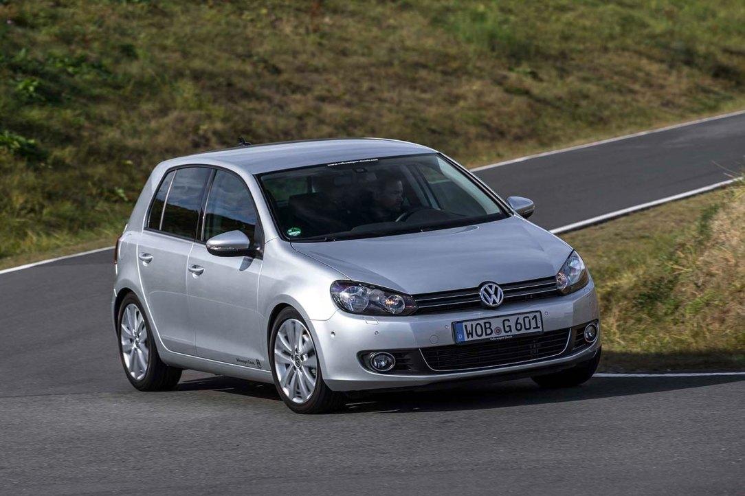 Volkswagen Golf - sechste Generation