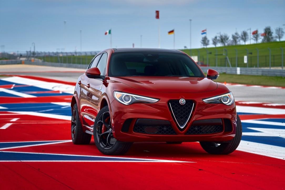 Alfa Romeo Stelvio QV ab