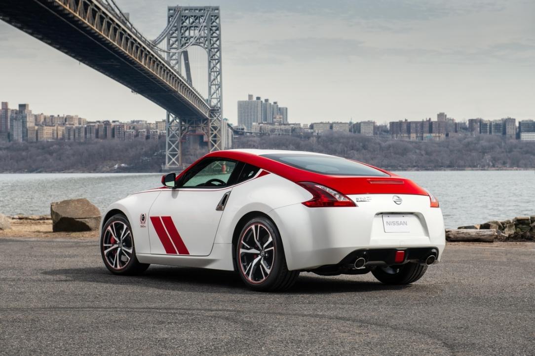 Nissan celebra 50 años de su modelo Z con el 370Z 2020