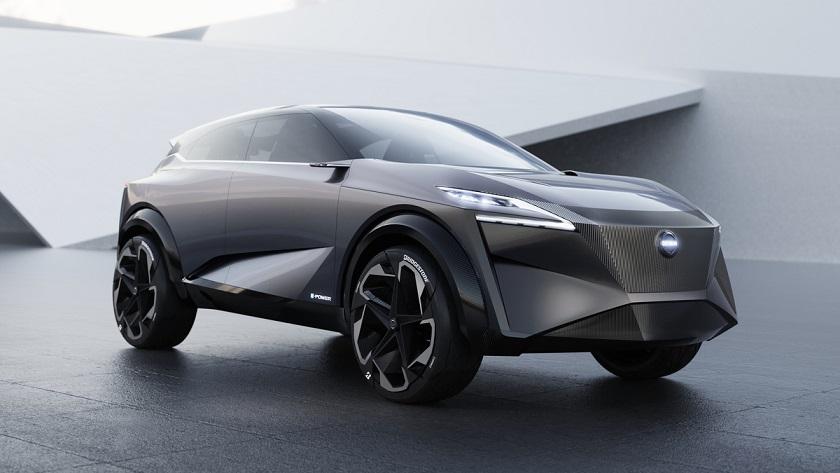 Nissan apresenta IMQ concept no Salão do Automóvel de Genebra