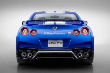 Nissan GT-R ha sido el ícono de desempeño de conducción de nuestra compañía durante el último medio siglo.