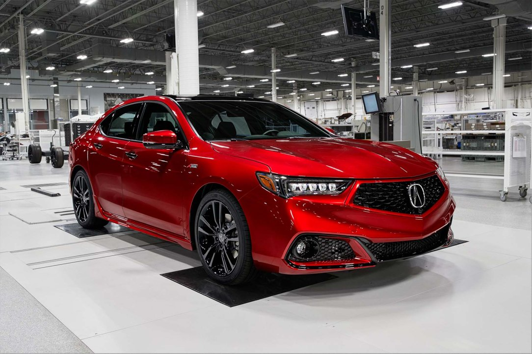 "Acura Launches Handcrafted ""PMC Edition"" Models in New York"