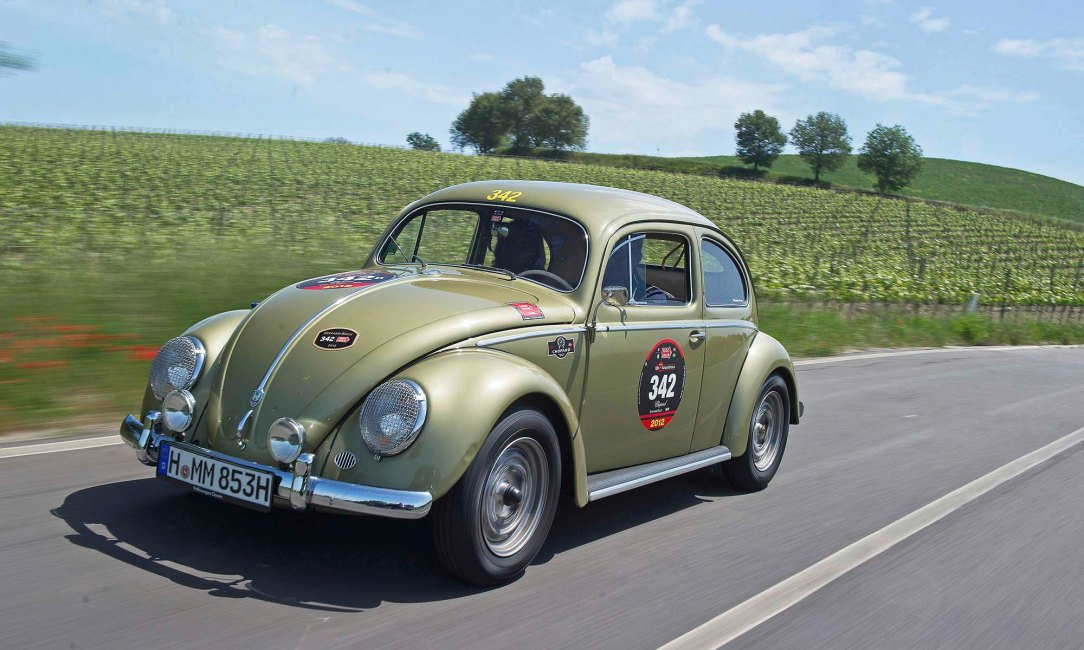 Volkswagen at the 2019 Mille Miglia
