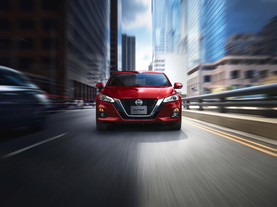 La sexta generación de Nissan Altima llega a México con motor