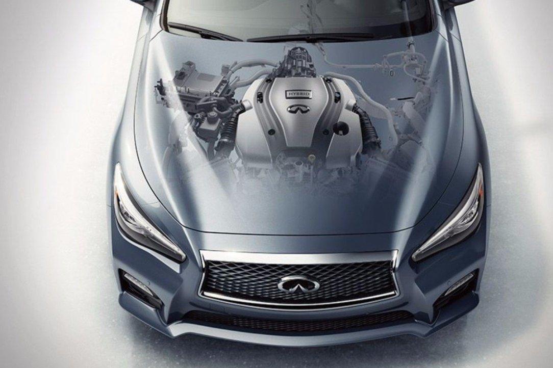 INFINITI, autos hibridos movilidad del futuro
