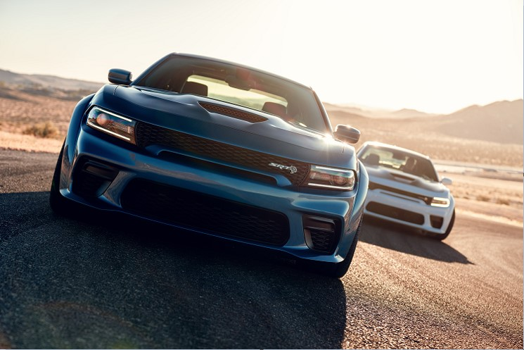 Dodge Charger SRT Hellcat Widebody 2020_1