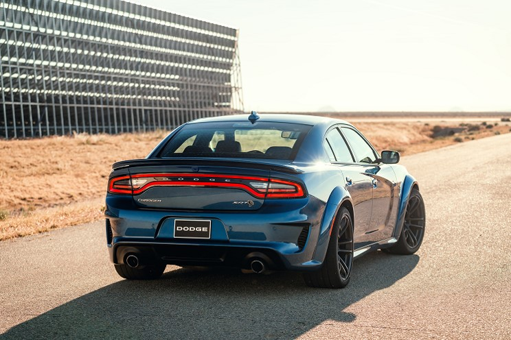 Dodge Charger SRT Hellcat Widebody 2020_2