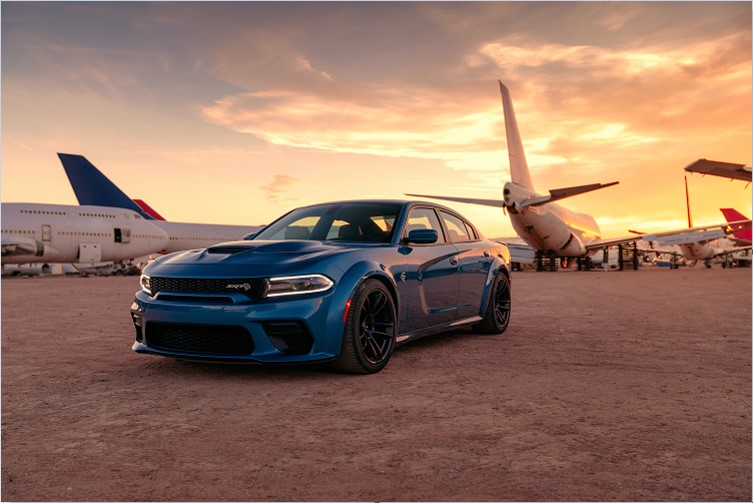 Dodge Charger SRT Hellcat Widebody 2020_3
