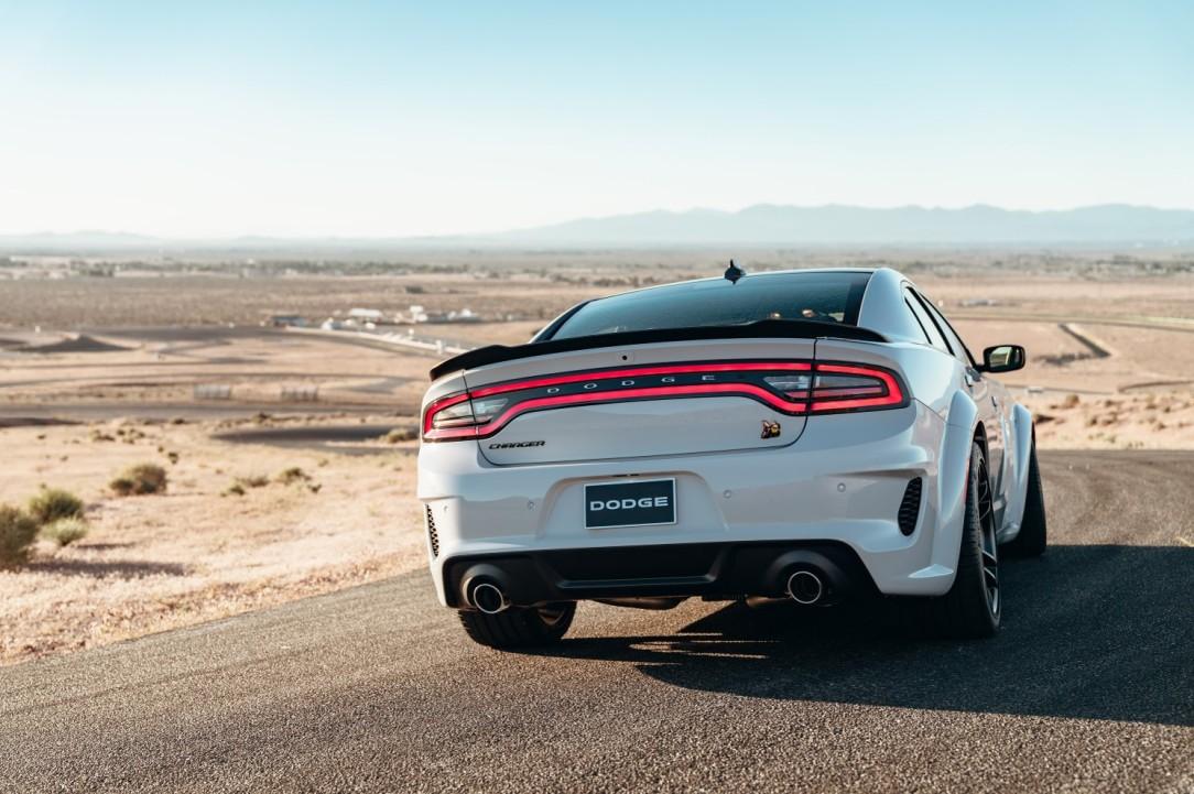 Dodge Charger SRT Scat Pack Widebody 2020_2