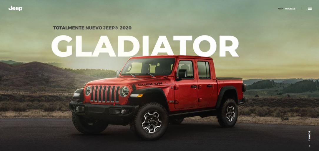 Jeep® Gladiator 2020_1