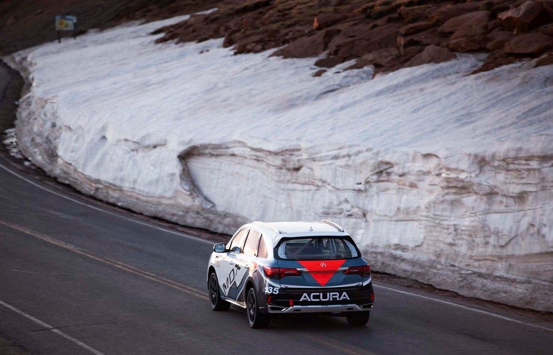 Acura Pikes Peak 2019