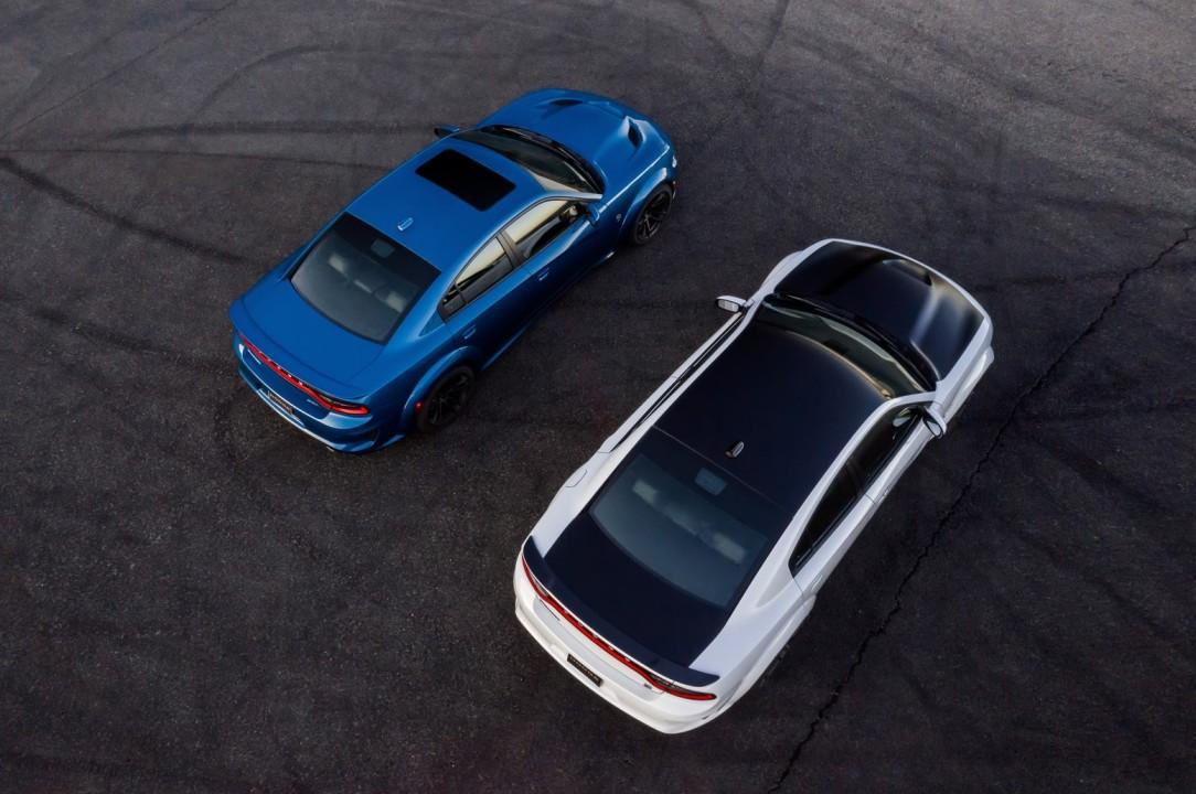 Nueva línea Dodge Charger 2020