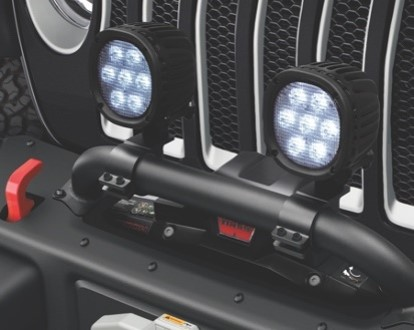 Soporte para montaje de luces led