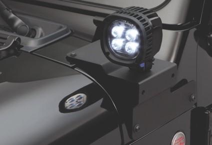 Soporte para montaje de luces