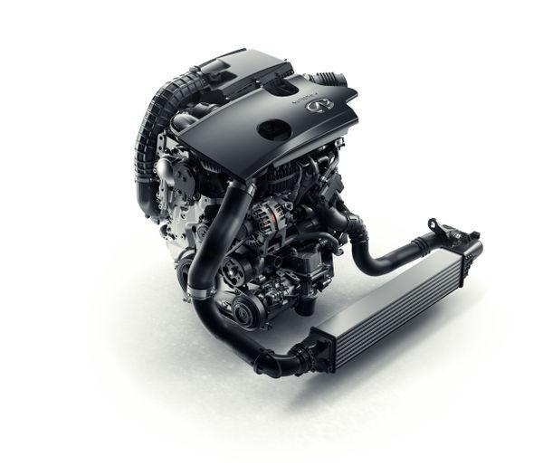 INFINITI VC-Turbo evolución de una gran tecnología automotriz