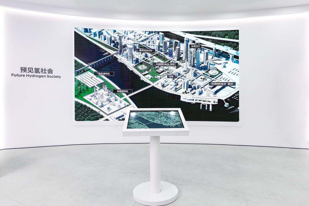 Future Hydrogen Society Zone