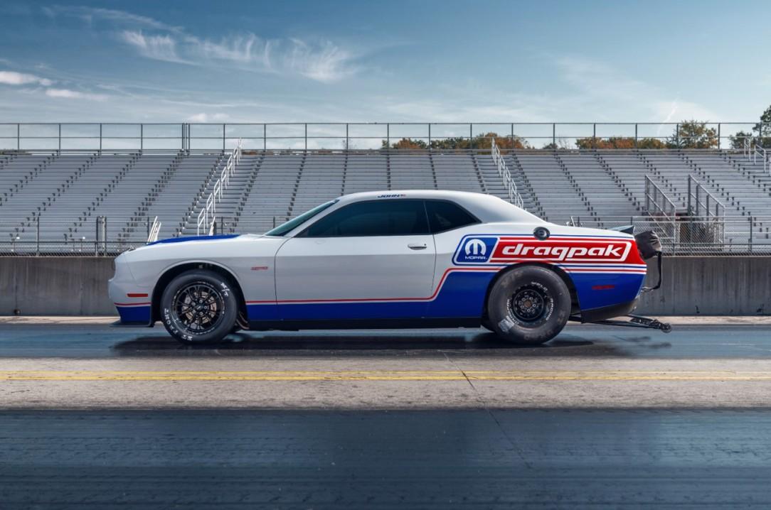 Mopar Dodge Challenger Drag Pak_4