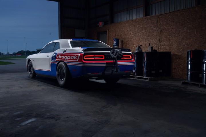 Mopar Dodge Challenger Drag Pak_6