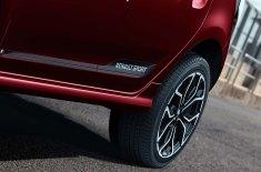 Sandero RS 2020 - Detalle Sport