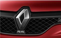 Sandero RS 2020 - Emblema