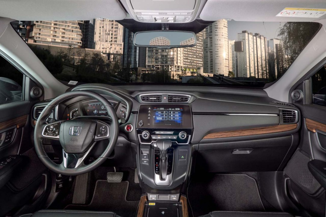 Honda CV-R bajas8