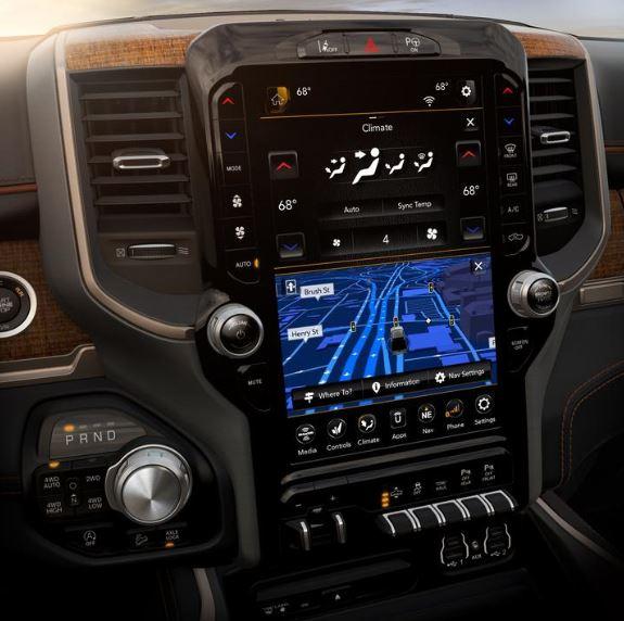 Ram 1500 Mild-Hybrid 2020 Longhorn Bitono_10