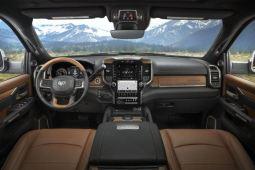 Ram 1500 Mild-Hybrid 2020 Longhorn Bitono_13