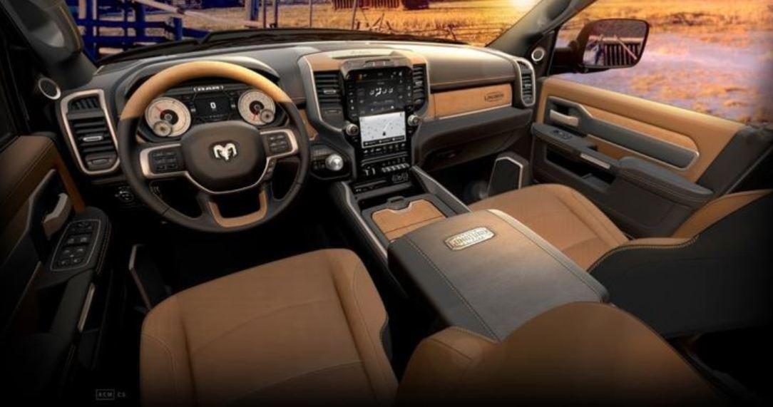 Ram 1500 Mild-Hybrid 2020 Longhorn Bitono_9