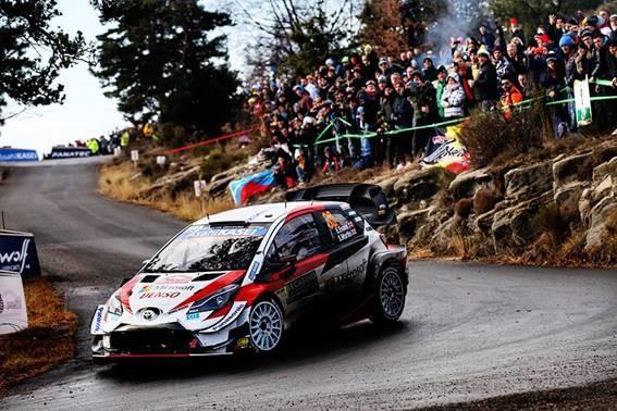Yaris WRC 2