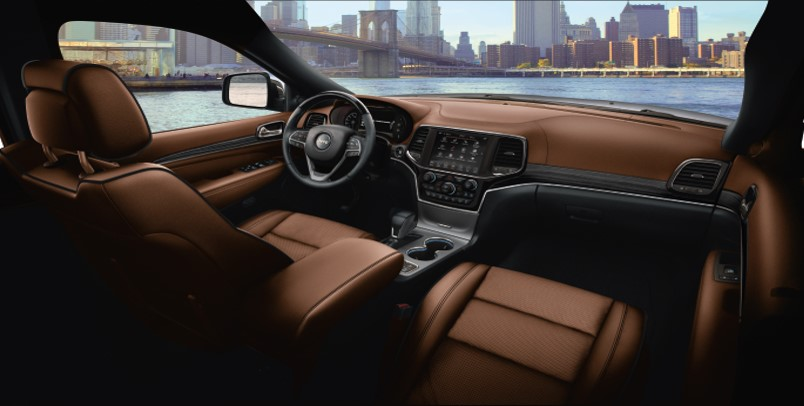 Jeep® Grand Cherokee Overland 2020_10