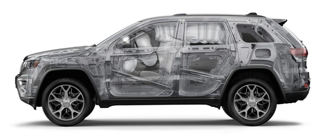 Jeep® Grand Cherokee Overland 2020_15